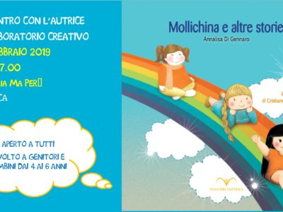 """Presentazione a Modica di """"Mollichina e altre storie"""""""